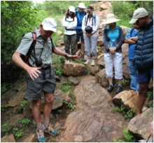 Gauteng Branch - Year-end event, 19 November 2016 KLOOFENDAL NATURE RESERVE