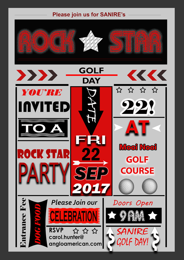rock star party 2017