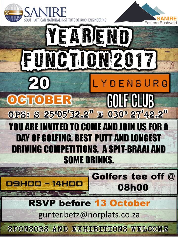 year end function 2017